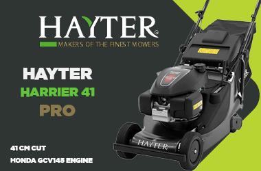 Hayter 41 Pro