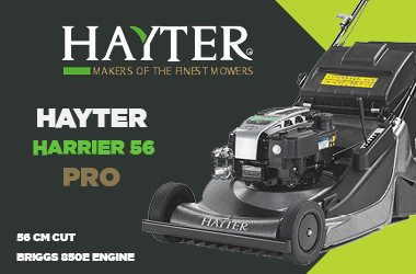 Hayter 56 Pro