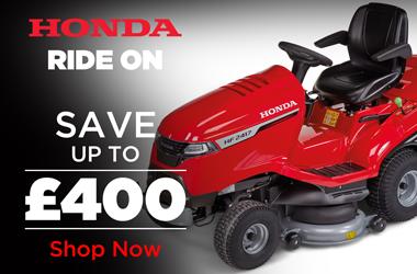 View Honda Ride-On Lawnmower Range