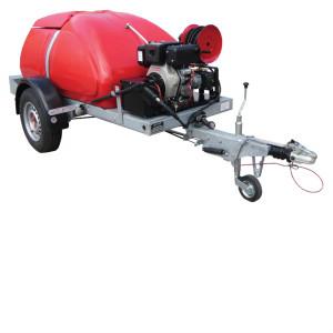 Bowser Pressure Washers