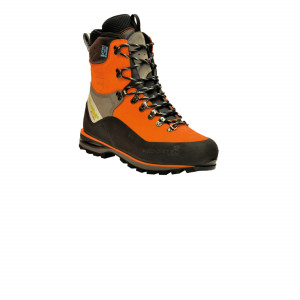 Forestry Safety Boots & Gloves