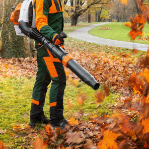 Leaf Blowers & Vacuum Shredders