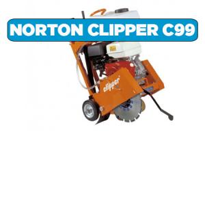 Norton Clipper C99 Floor Saw Parts