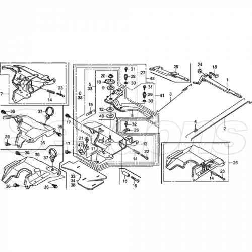 Honda Engine Spare Parts / Engine Parts / Spare Parts