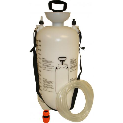 Pressurised 16 Litre Dust Suppression Water Bottle