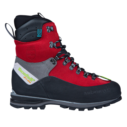 AT33400 Scafell Lite Class 2 Chainsaw Boot - Red