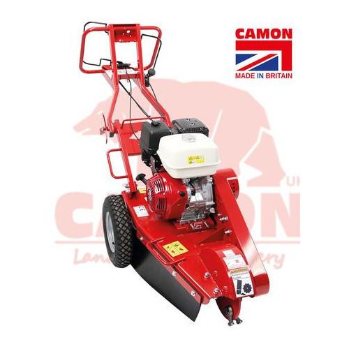 """CAMON SG30 62cm (24"""") Stump Grinder (Honda GX390 Banks)"""