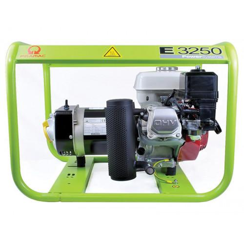 PRAMAC E3250 Petrol Generator 2.9/2.5KVA (GX160)