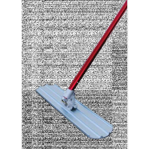 ENAR BF1200 Magnesium Concrete Bull Float With Oscilating 1.8M Handle