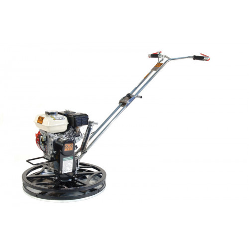 "MBW F24/4 Petrol 24""/61Cm Walk Behind Concrete Power Float"