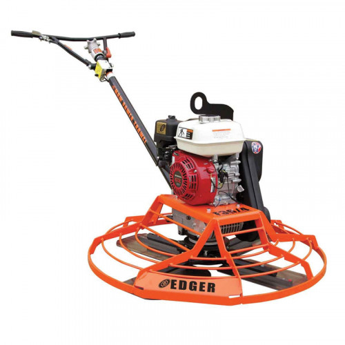 "MBW F36/4 Petrol 36""/91Cm Walk Behind Concrete Power Float"