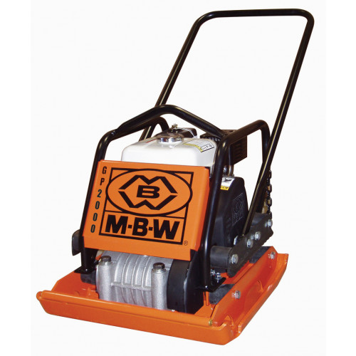 "MBW GP2000 Petrol 20""/500Mm Plate Compactor"