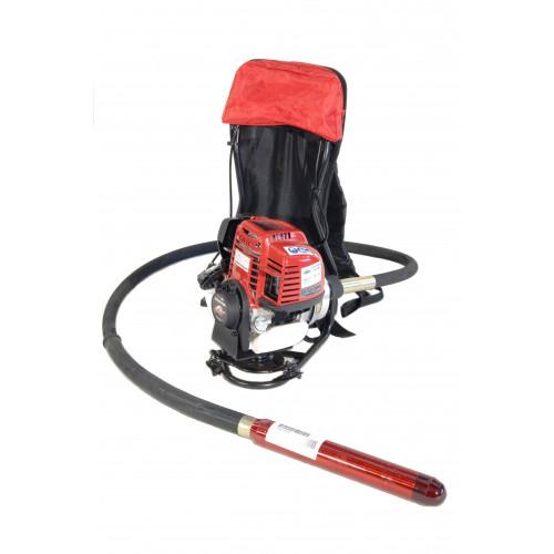 MBW Petrol Backpack Vibrating Poker