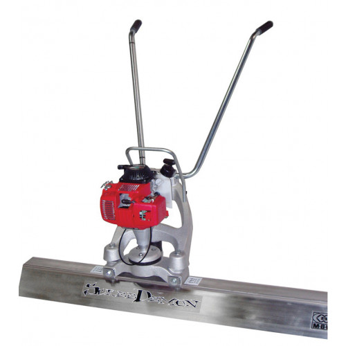 MBW Screedemon Petrol Vibrating Concrete Screed - Excludes Bar