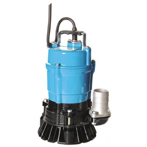 "TSURUMI HS2.4S Electric 110V Manual 2"" Submersible Pump"
