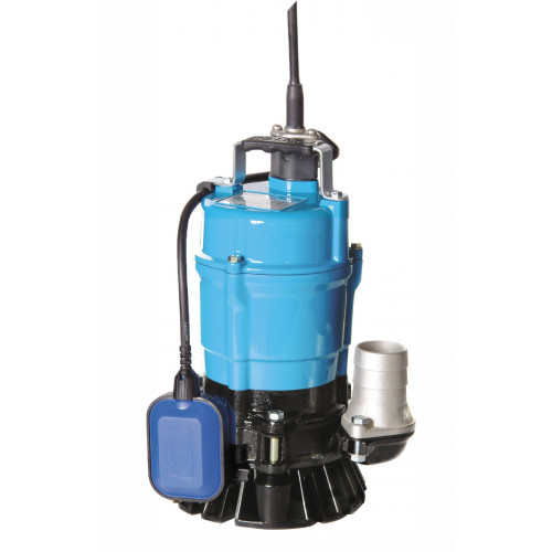 TSURUMI HS2.4S Electric 110v Automatic 2'' Submersible Pump with Float Switch