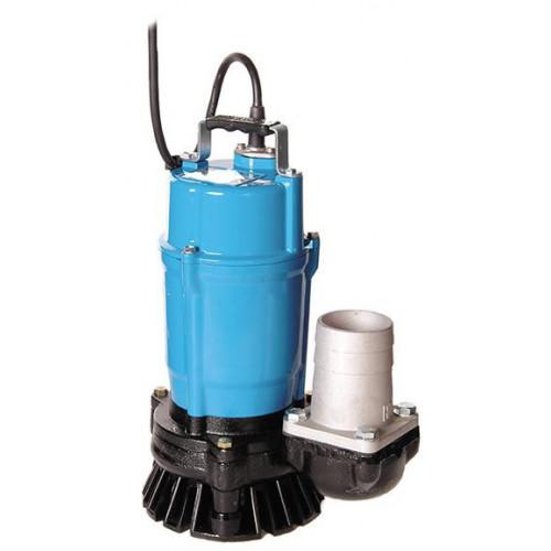 "TSURUMI HS3.75S Electric 110V Manual 3"" Submersible Pump"