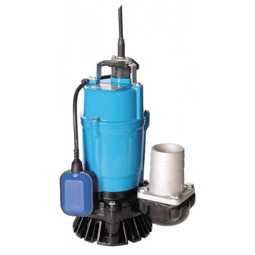 """TSURUMI HS3.75S Electric 110v Automatic 3"""" Submersible Pump"""