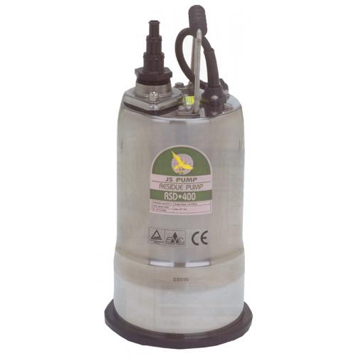 "JS PUMP RSD400 Electric 110V 1"" Residue Water Pump"