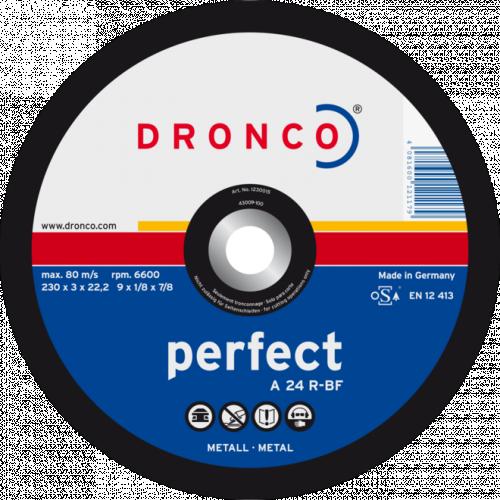 "Dronco 12"" Abrasive Metal Cutting Disc 300mm"