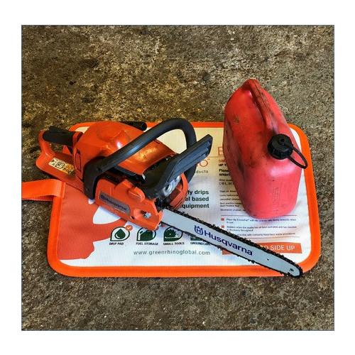 GREEN RHINO® EnviroPad Spill Pad - Small - 4.5 Litres