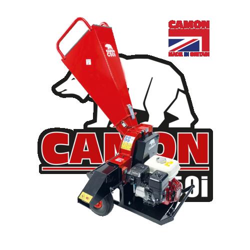 CAMON C50I Portable Petrol Wood Chipper