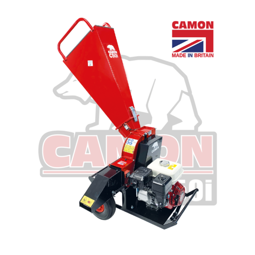CAMON C50i Portable Petrol Garden Chipper (Honda GX200)
