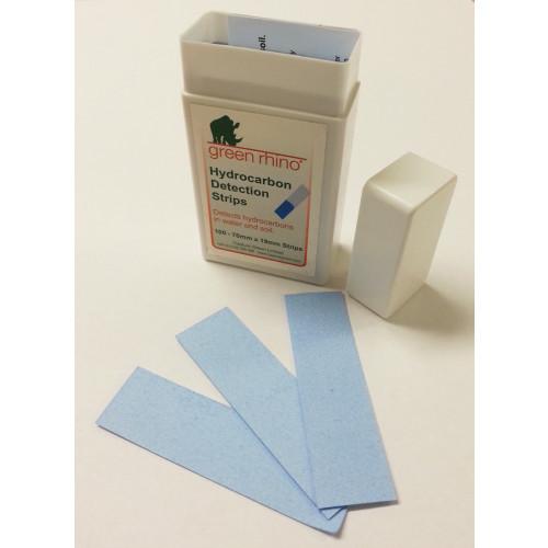 Oil Detection Strips (Pack 100)