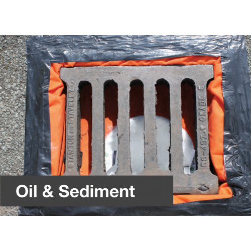 GREEN RHINO® Oil and Sediment Drain Filter