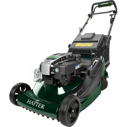 "HAYTER HARRIER 56 AD 22""/56cm Petrol Vaiable Speed Lawnmower"