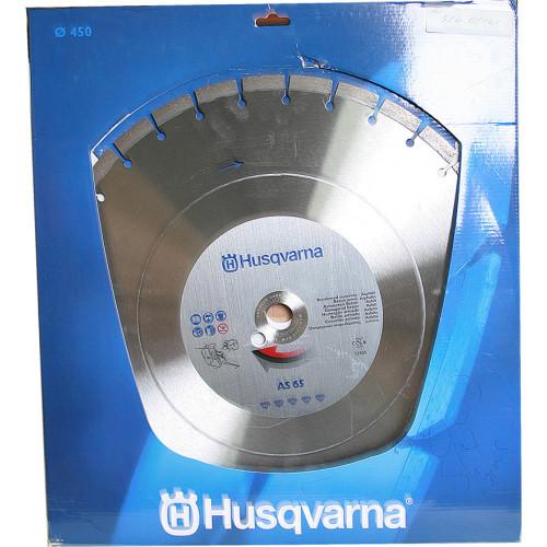 """Husqvarna AS65 18"""" Multi-Purpose Diamond Blade 450mm"""