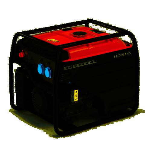 HONDA EG5500 5500W Petrol Generator with D-AVR