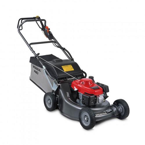 "HONDA HRH 536 HX 21""/53 Cm Petrol Self Propelled Lawnmower"