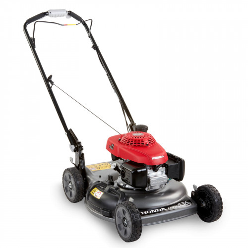 "HONDA HRS 536 VK 21""/53 Cm Petrol Side Ejection Lawnmower"