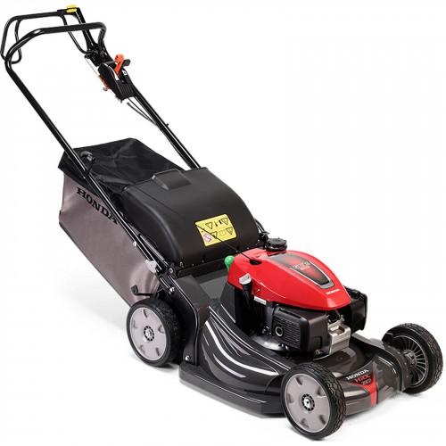 "HONDA HRX 476 HY 19""/47cm Petrol Hydrostatic Drive Mulching Mower"