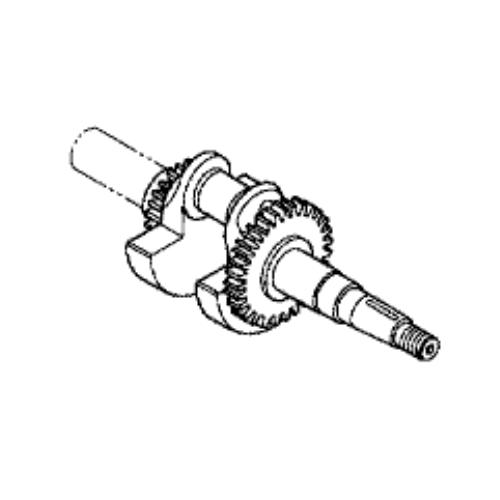 20mm Crankshaft 'S' Type - 13310ZE1000