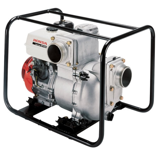 """HONDA WT40 Petrol 4"""" Trash Water Pump"""