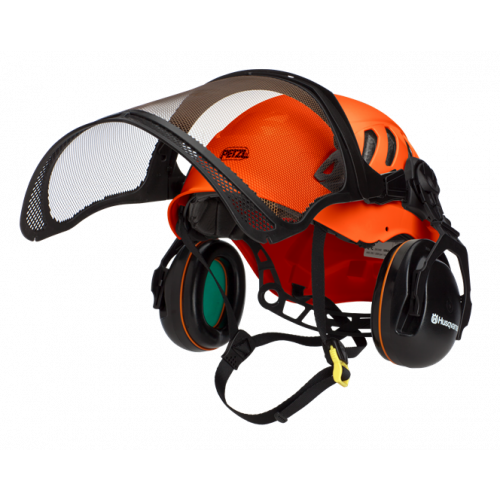 HUSQVARNA Chainsaw Helmet Technical Arborist