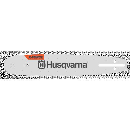 "HUSQVARNA 1.3mm 3/8 12"" X-Force Chainsaw Guide Bar - 582207645"