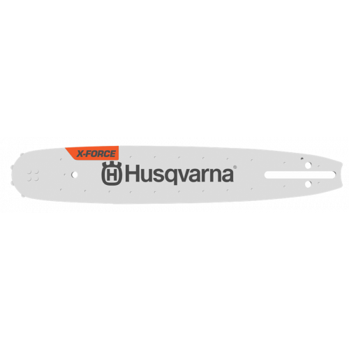 "HUSQVARNA 1.3mm 3/8 12"" X-Force Chainsaw Guide Bar - 582207645"