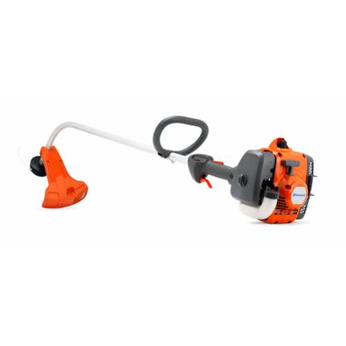 HUSQVARNA 122C Petrol Grass Trimmer with Curved shaft