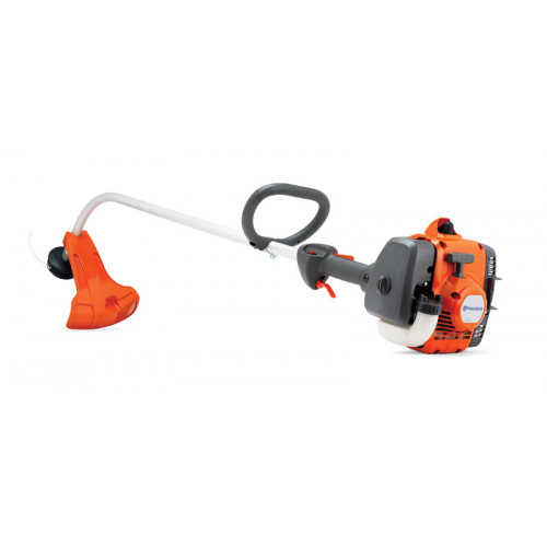 HUSQVARNA 129C Petrol Trimmer with Curved Shaft