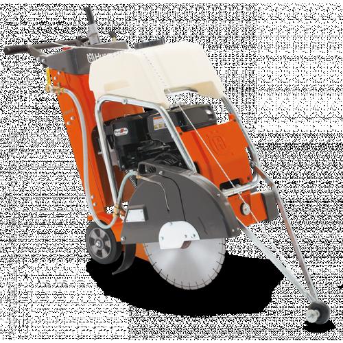 HUSQVARNA FS410D Diesel Floor Saw 450mm