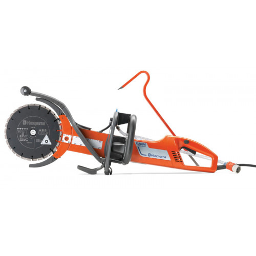 "HUSQVARNA K4000 Electric Cut-N-Break Saw 110V 32Amp 9""/230Mm"