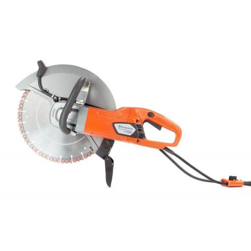 "HUSQVARNA K4000 14""/350mm Wet & Dry 110v Electric Disc Cutter"