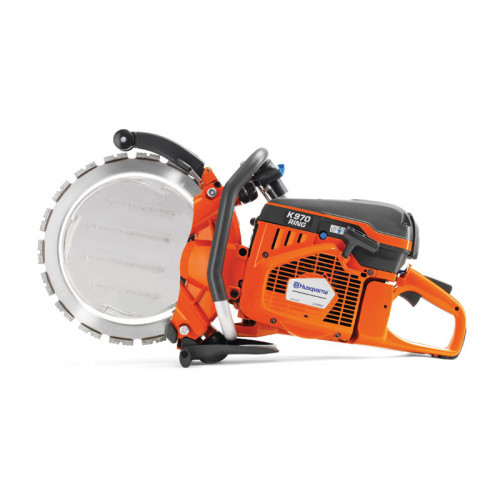 "HUSQVARNA K970 14""/350mm Petrol Ring Disc Cutter"