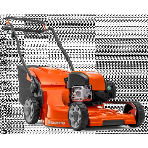 "HUSQVARNA LC 253S 21""/53cm Self Propelled Petrol Lawnmower"