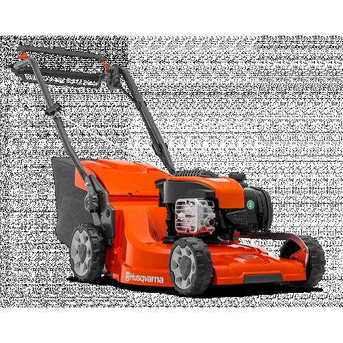 "HUSQVARNA LC 347V 18.5""/47cm Petrol Variable Speed Lawnmower"