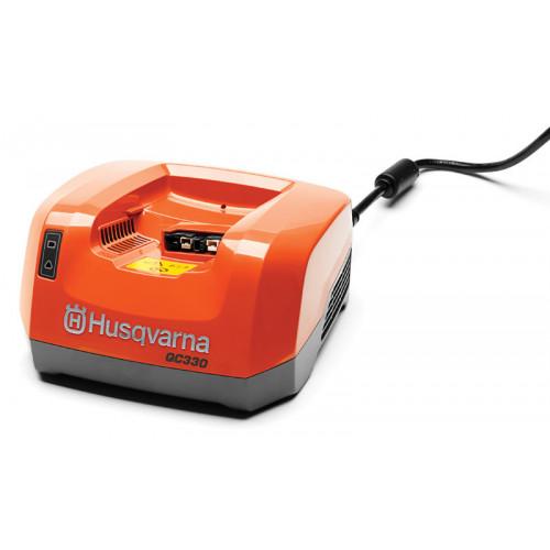 HUSQVARNA Battery Charger QC330 BLi10 - 200
