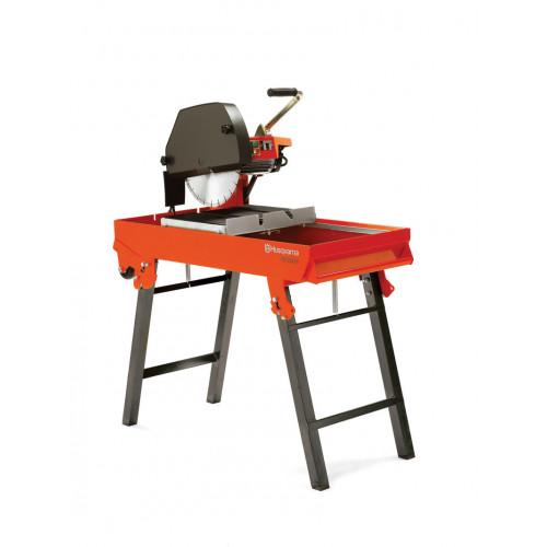 """HUSQVARNA TS350E Electric 110v Masonry Bench Saw - 14""""/350mm"""